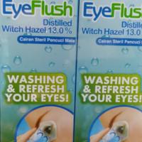 rohto eyeflush 150 ml pencuci
