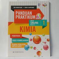 Buku PANDUAN PRATIKUM KIMIA UNTUK SMA/MA KELAS X K-13 REVISI
