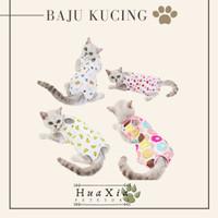 Baju Kucing Anjing Recovery / Baju Steril Betina / Baju Pasca Operasi