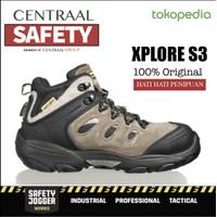 SAFETY JOGGER XPLORE S3 / Sepatu Safety Jogger - 40
