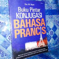 buku pintar konjugasi bahasa Perancis