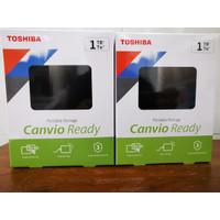 EXTERNAL HARDISK TOSHIBA 1TB CANVIO BASIC/READY USB 3 ORIGINAL