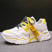 Sepatu Olahraga Wanita Sepatu Sneakers Cewek Import SP- 014 Varian C2 - Kuning, 37