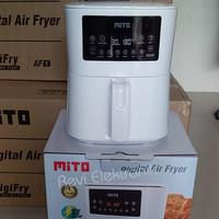 Digital Air Fryer Mito Original DigiFry Low Watt