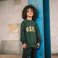Sweatshirt Anak Laki-Laki Oxford Society Oxford Sweatshirt for Kids