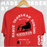 T-Shirt Matador Cycling Club by Coiskius