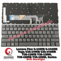 Keyboard Lenovo Yoga 530-14 530-14IKB 530-14ARR Flex 6-14IKB 6-14ARR