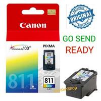 CANON CL 811 Color Warna ORIGINAL Cartridge Tinta printer CL811