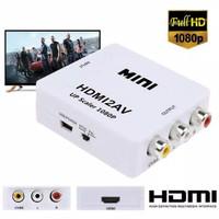 RCA AV TO HDMI CONVERTER ADAPTER - RCA TO HDMI BOX