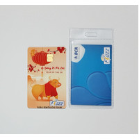 Kartu Flazz BCA Gen 2 Saldo 0 Imlek 2021 Shio Kerbau Ox