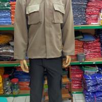 baju security PDL baru
