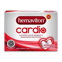 HEMAVITON CARDIO 1 BLISTER ISI 10 KAPLET