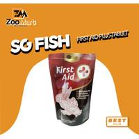 SG FISH - FIRST AID PLUS 10 Tablet 80 Gram