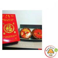 GOGRAB. Kue Keranjang imlek Kue Bakul asli Belitung Fu Sariayu KOTAK