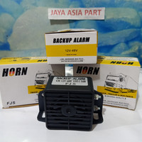 Back Up Alarm Horn/Klakson Mundur 12V-48V