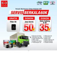 Paket Servis Berkala 60k KM - NEW RANGER FG E-2, SG DAN FL