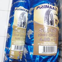 Paket Ban Primax Primaax 300 18 dan 400 18 SK68 King Cross