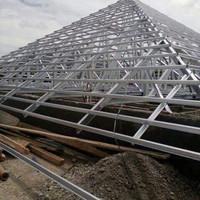 pemasangan rangka atap bajaringan murah berkualitas