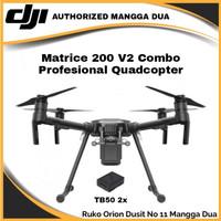 DJI Matrice 200 V2 Combo B - Profesional Quadcopter