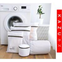KAZU KHL156 Washing Bag Laundry Kantong Jaring Bra Celana Mesin Cuci - 15 x 15 cm