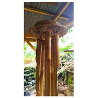 Lonceng Angin Bambu (by saungenol)