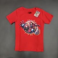 Marvel Original Iron Man Kaos Baju Anak Laki Laki Pakaian 16031861 - 6