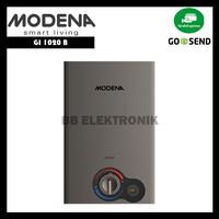 Modena GI 1020 B Gas Water Heater Pemanas Air 10L