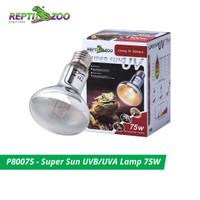 Reptizoo Super Sun UVB/UVA 75W - Lampu Reptil