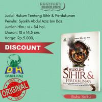 Hukum Sihir dan Perdukunan - Buku Saku Syaikh Bin Baz - Darul Haq