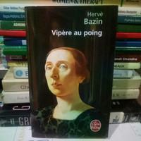 Herve Bazin - Vipere Au Poing - Novel/Buku Saku Bahasa Perancis