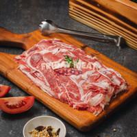 Aus Shortplate Slice / Beef Slice 500gr