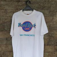 Vintage 1990 Hard Rock Cafe T-Shirt