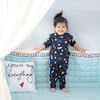 Piyama Anak Bayi Baju Tidur Anak Bayi Lucu Nyaman Rocket