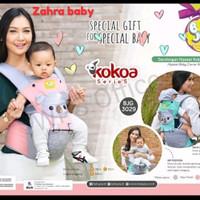 gendongan hipseat Kokoa series Baby Joy // BJG 3029