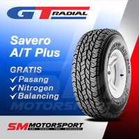 GT Radial Savero A/T Plus 225/75 R16 Ban Mobil