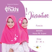 Hijab Anak SD-SMP Usia 8-12 Thn Vania Muthi Jasmine M Bahan Super Adem