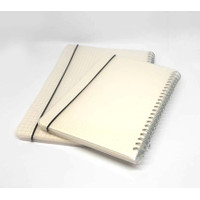 Note Book Spiral Doted/Grid B5