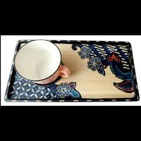 Nampan/Baki/Tray Cafe Batik