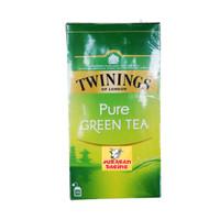 Teh Twinings Pure Green Tea