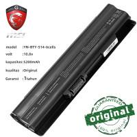 Baterai Laptop MSI FX400 FX420 BTY-S14 BTY-S15 (6 Cell) - Original