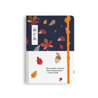 Basic Notebook Custom #MEGUMI - Custom Notebook - Planner - Journal