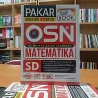 BEST SELLER PAKAR OSN MATEMATIKA SD BUKU PARA JUARA,by FORUM EDUKASI