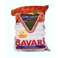 Sosis Bavari Beef Wieners Premium