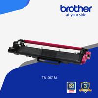 Brother Toner TN267M Magenta Toner Colour TN-267M