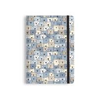 Basic Notebook Custom #Animal - Custom Notebook - Planner - Journal