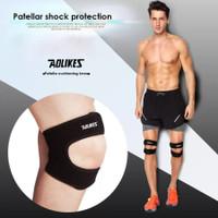 AOLIKES Pelindung Lutut Deker Sport Gym Patella Knee Support Bracer