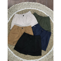 Myredo - Celana Pendek Wanita Hotpants Soniya bahan Katun Drill