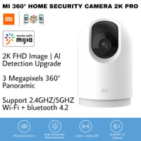 XIAOMI CAMERA CCTV 360 2K PRO IP CAM - Mi Home Security Camera