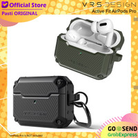 Case AirPods Pro VRS Design Active Fit Shockproof Casing