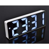 Jam Meja Digital Led Weker / Digital Alarm Clock Mirror GH-0712